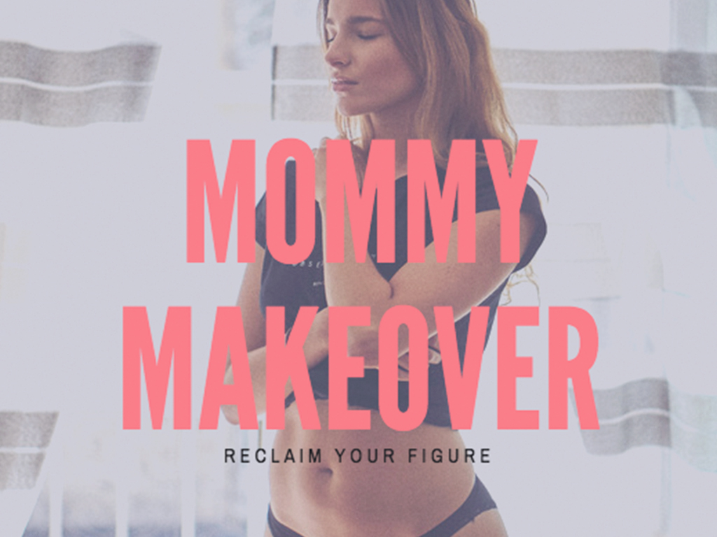 In Tijuana, Mexico mommy makeover surgery to help women reduce the effects of pregnancy.