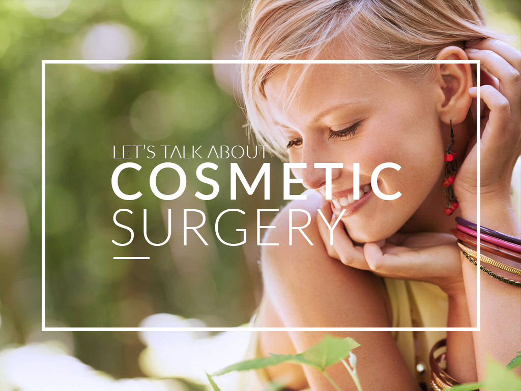 Choose cosmetic surgery if want to improve your appearance, self esteem and self confidence. Cosmetic surgery can be performed on any part of the face and body.
